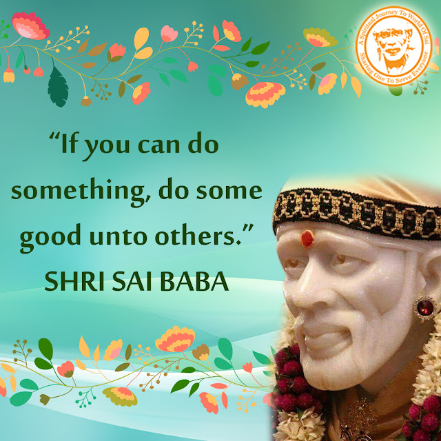 A Couple of Sai Baba Experiences - Part 1110