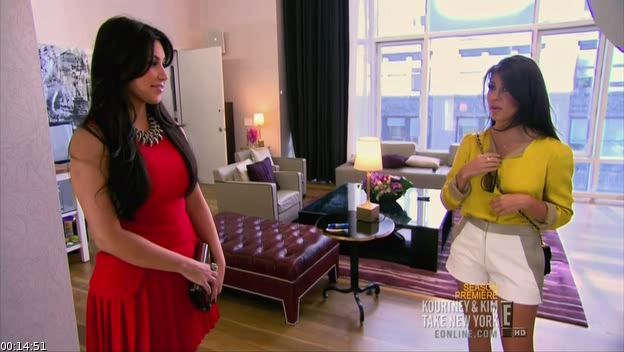 Kourtney And Kim Take New York S04E05