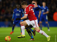 Leicester City vs Manchester United 1-1 Video Gol & Highlights