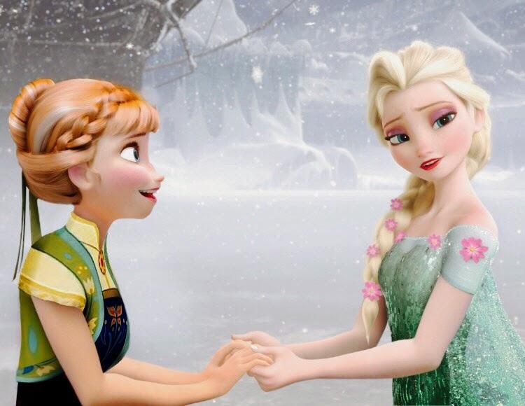 Frozen, Elena d'avalor et autres princesses de Disney