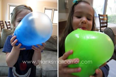 Gak bubbles