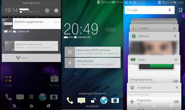 أندرويد لولي بوب 5.0 على هواتف HTC ONE M7,M8
