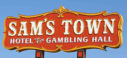 sams town,hampton in,best western,wild bills,las vegas