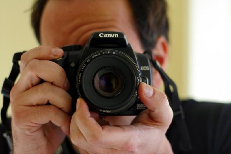 50 Razones para no salir con un fotografo