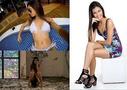 """""""Fui Miss aos 6 anos e aos 14 fui convidada a segui a carreira de modelo"""" frisa Letícia Dalanhól"""