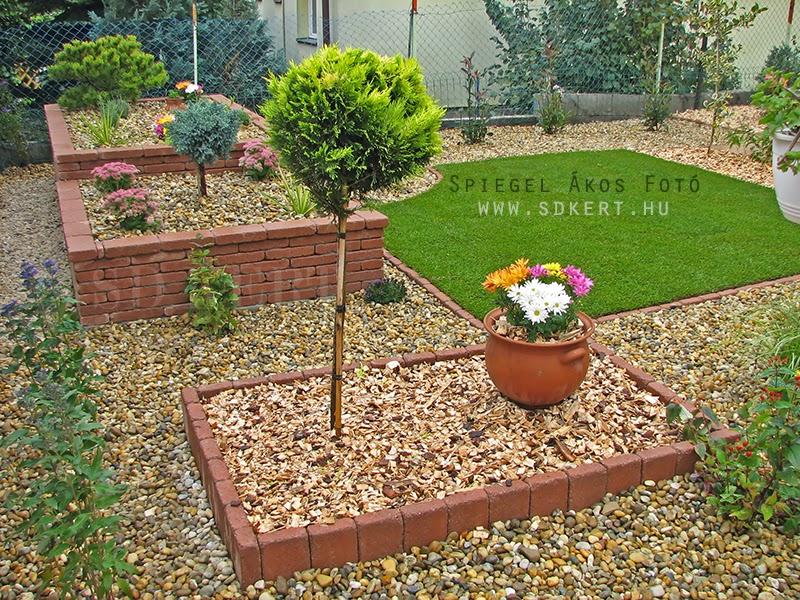 * Csináld magad kertépítés *: Ékszerdoboz kert