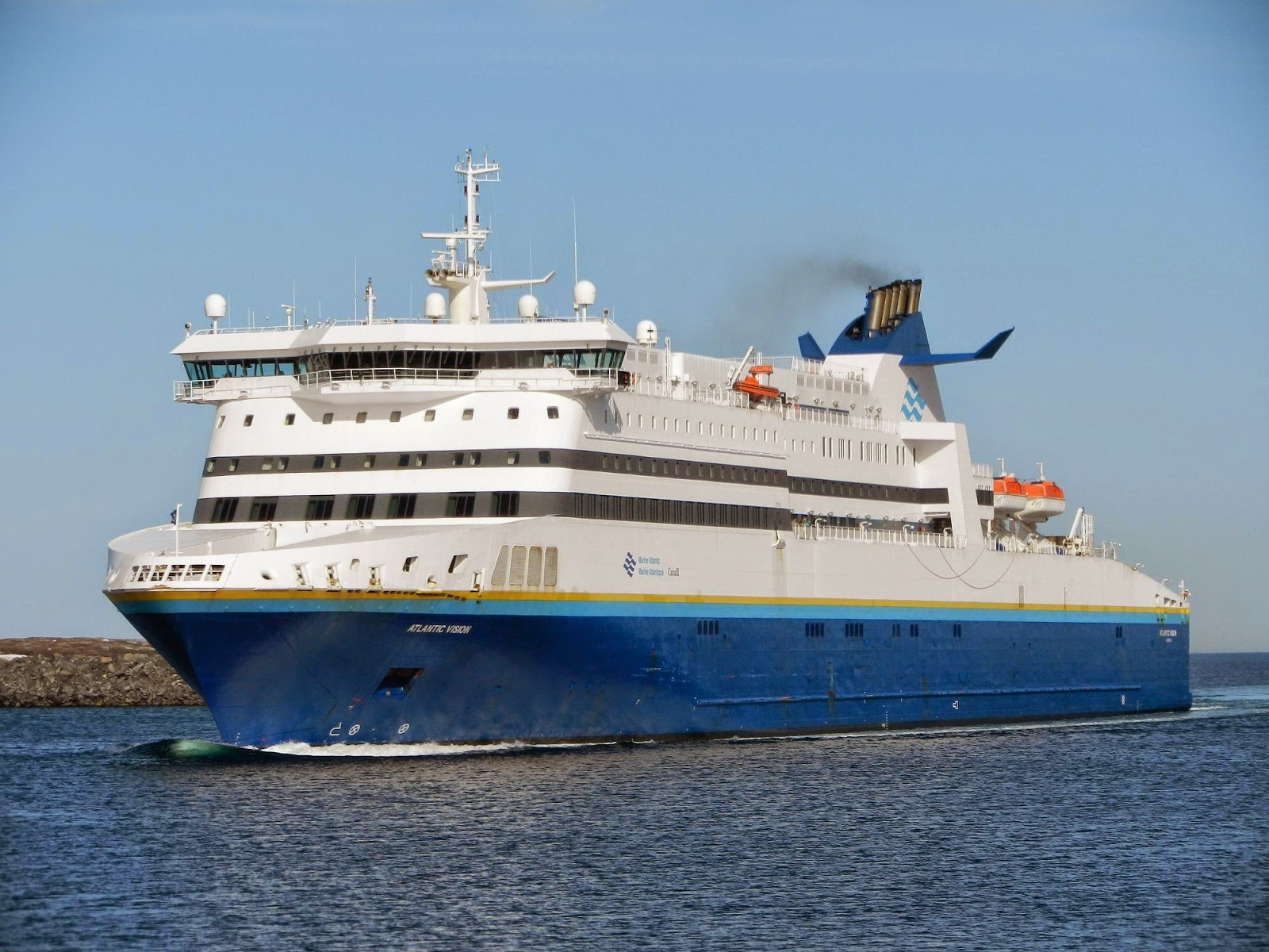 MV Atlantic Vision