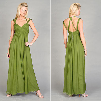 Halter Dress on Lenusik Velvetrose             With Love               Green Dress