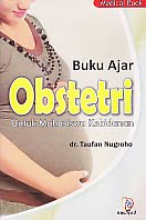 AJIBAYUSTORE  Judul Buku : Buku Ajar Obstetri Untuk Mahasiswa Kebidanan Pengarang : dr. Taufan Nugroho   Penerbit : Nuha Medika
