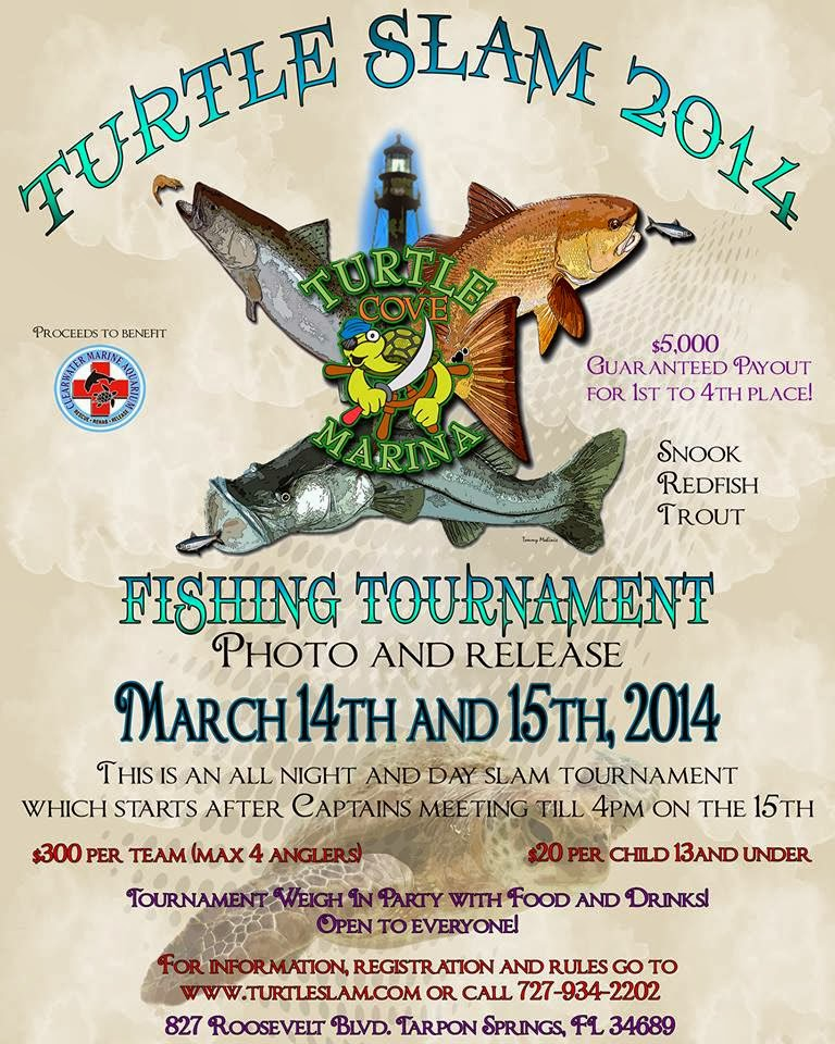 Turtle Slam Fishing Tournament
