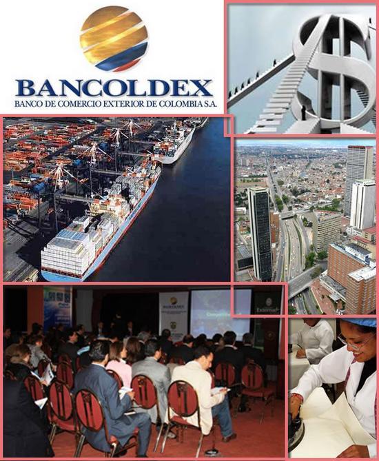 Bancoldex banc ldex banco de comercio exterior en for Comercio exterior que es
