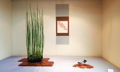 Composicion de kusamono