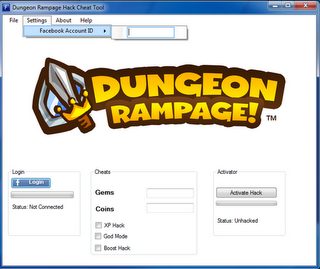 Dungeon Rampage Hack V2.1