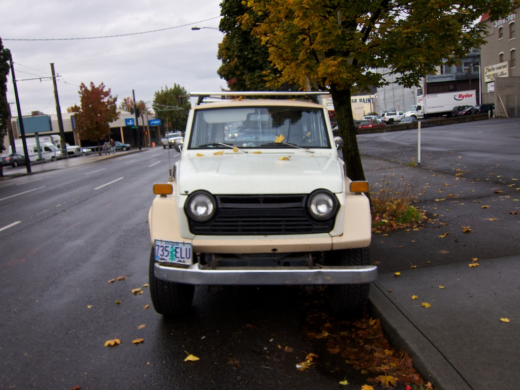The Street Peep 1973 Toyota Landcruiser Fj55 Land Cruiser