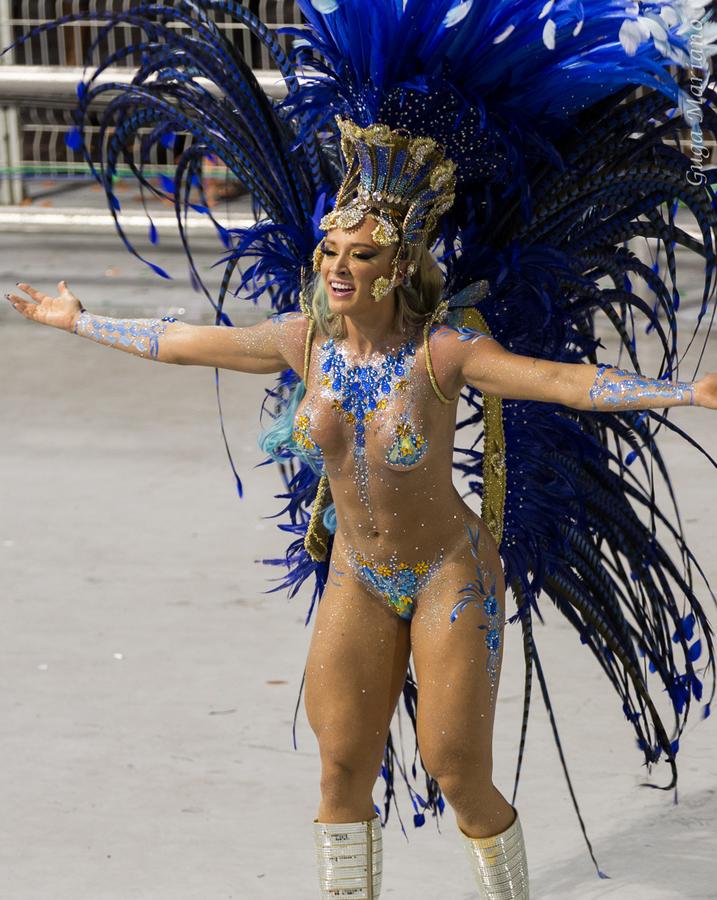 The most beautiful Muses Rio Carnival 2013 - Juliana Salimeni (Juju)
