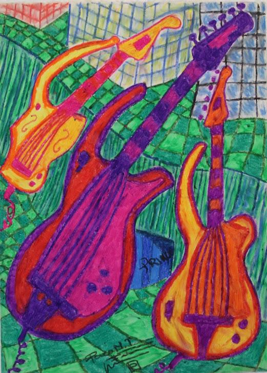 Guitarra III 2-8-90