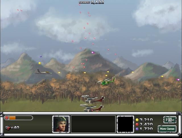 savaş uçakları oyunları