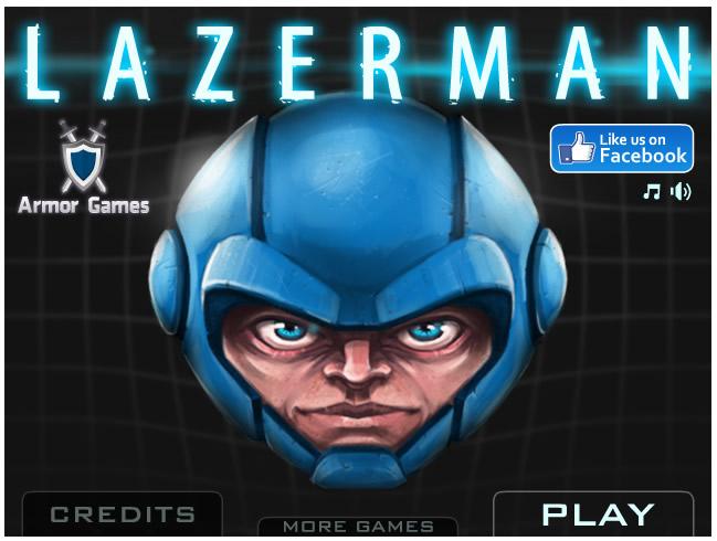Armor Game : Lazerman