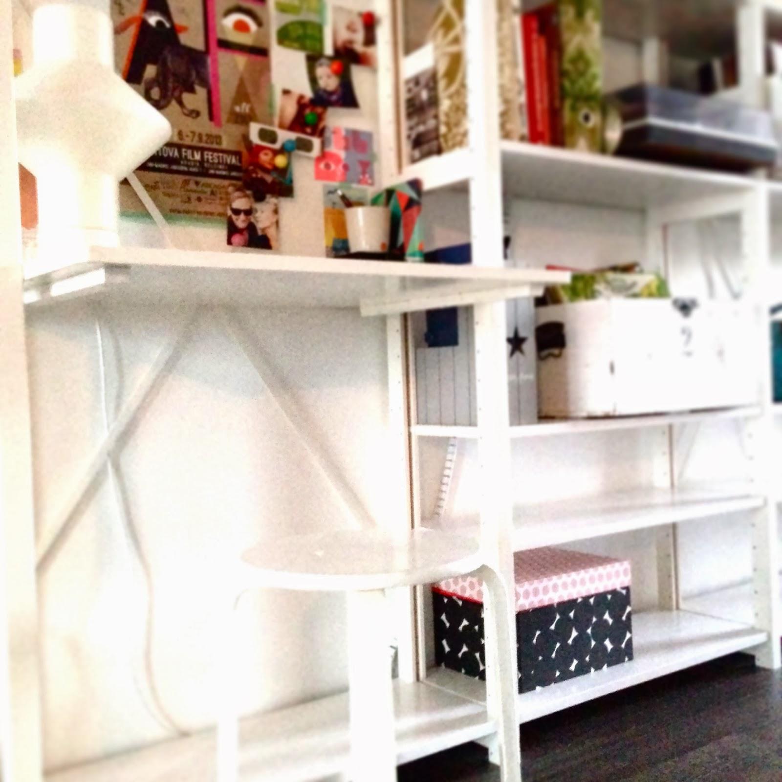 Ikea box, Artek, Lundia, Working space