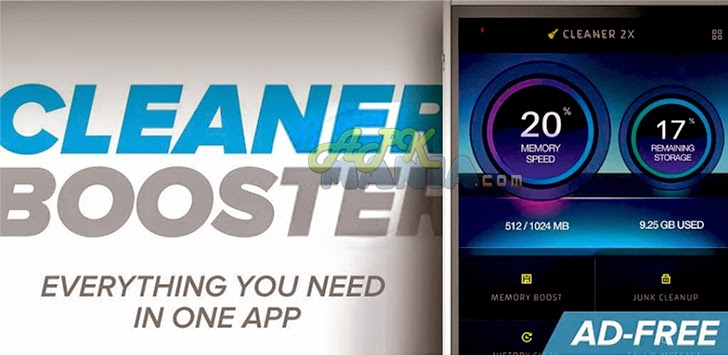 Cleaner - Speed Booster Pro [v1.0.1 Download For Android]