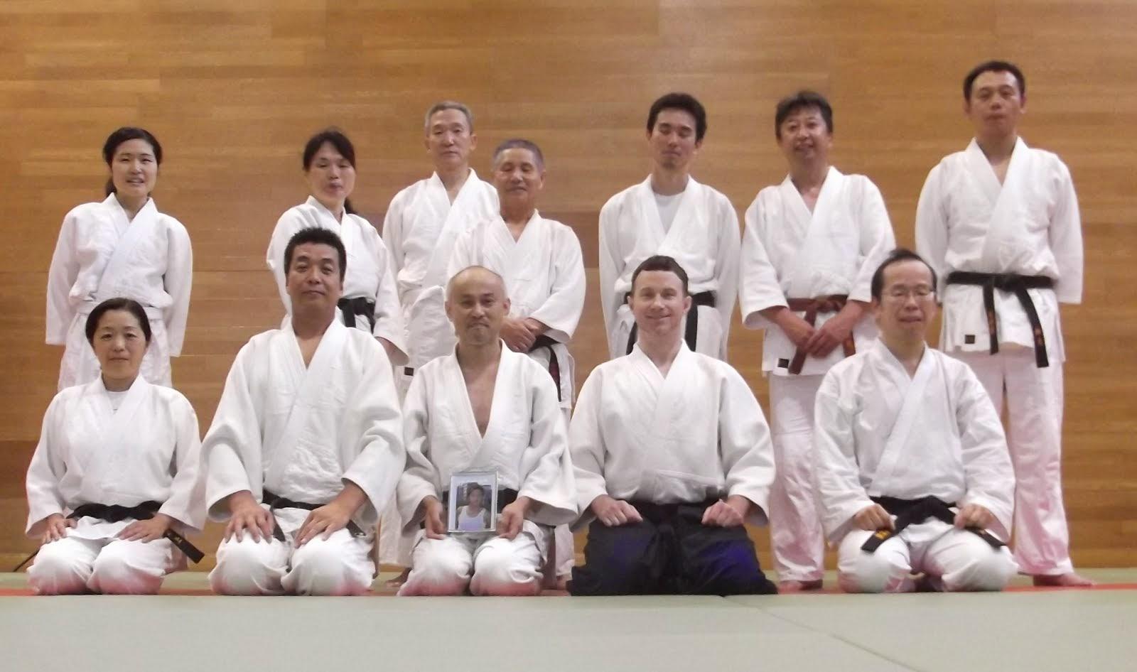 2014年6月7日の武道家達