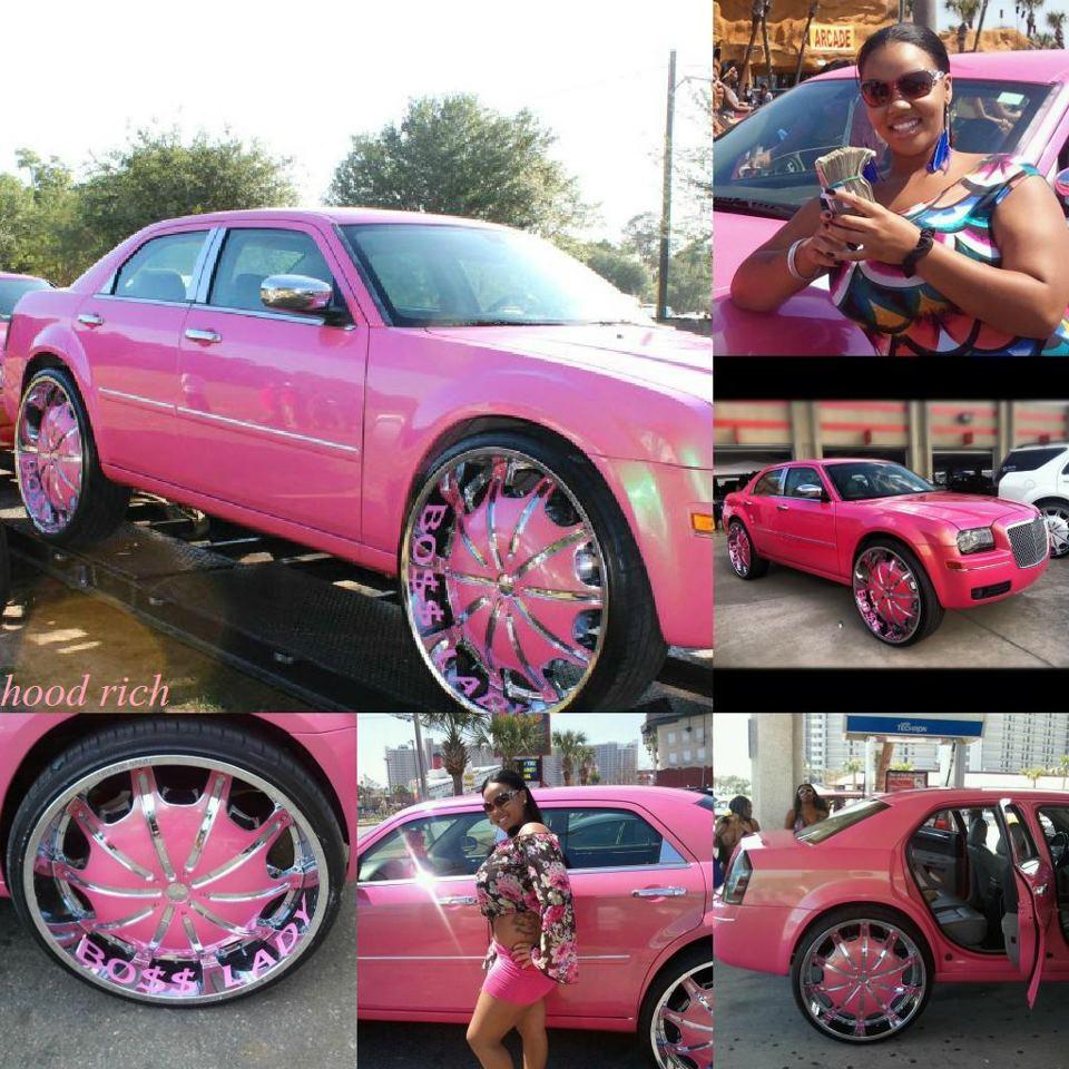 Seranitafari Street Team: Delicious Donked Hot Pink