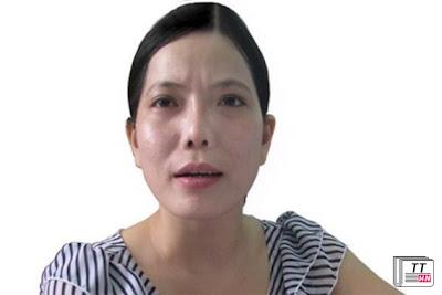 Bà Trần Hồng Ly.