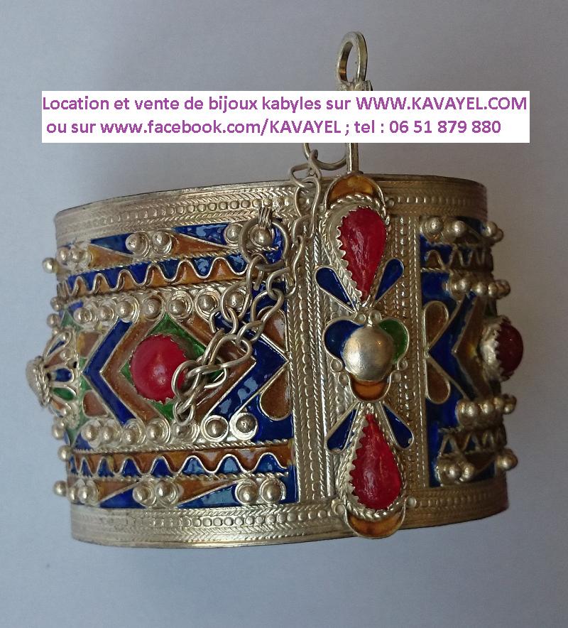 Bijoux kabyle location