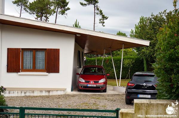 Arès - Maison Nounouche  Architecte: ?  Construction: 1961