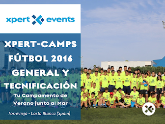 DOSSIER XPERT-CAMPS FÚTBOL 2016