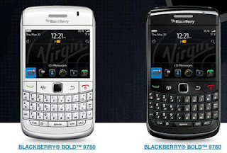 Ponsel Blackberry Bold 9780