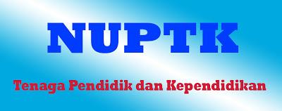 Download Daftar NUPTK Lengkap