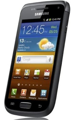 samsung galaxy w