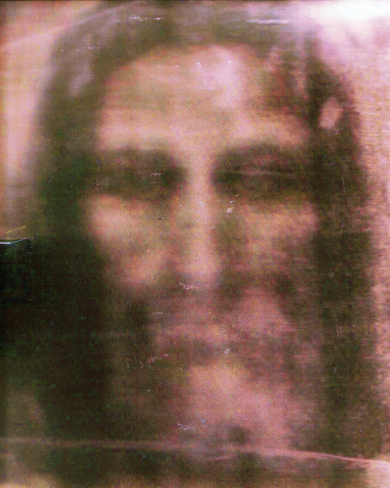 MOSTHOLYFACEOFJESUS: SHROUD OF TURIN COLOR PHOTOGRAPH OF JESUS CHRIST
