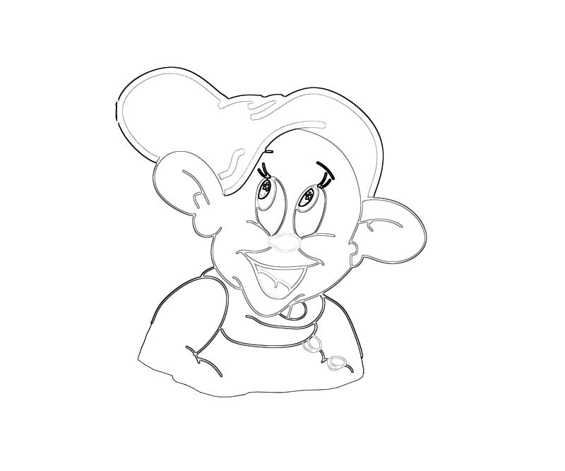 printable-dopey-profil-coloring-pages