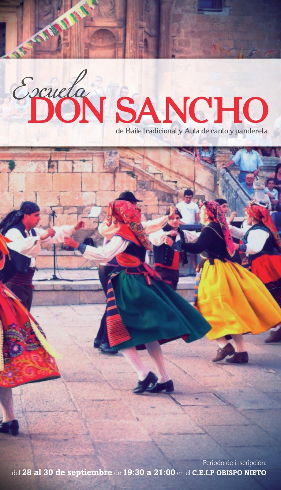 DON SANCHO. Difusión de la Cultura Tradicional de Zamora ... - photo#26