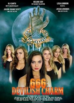 666 Devilish Charm 2014 poster