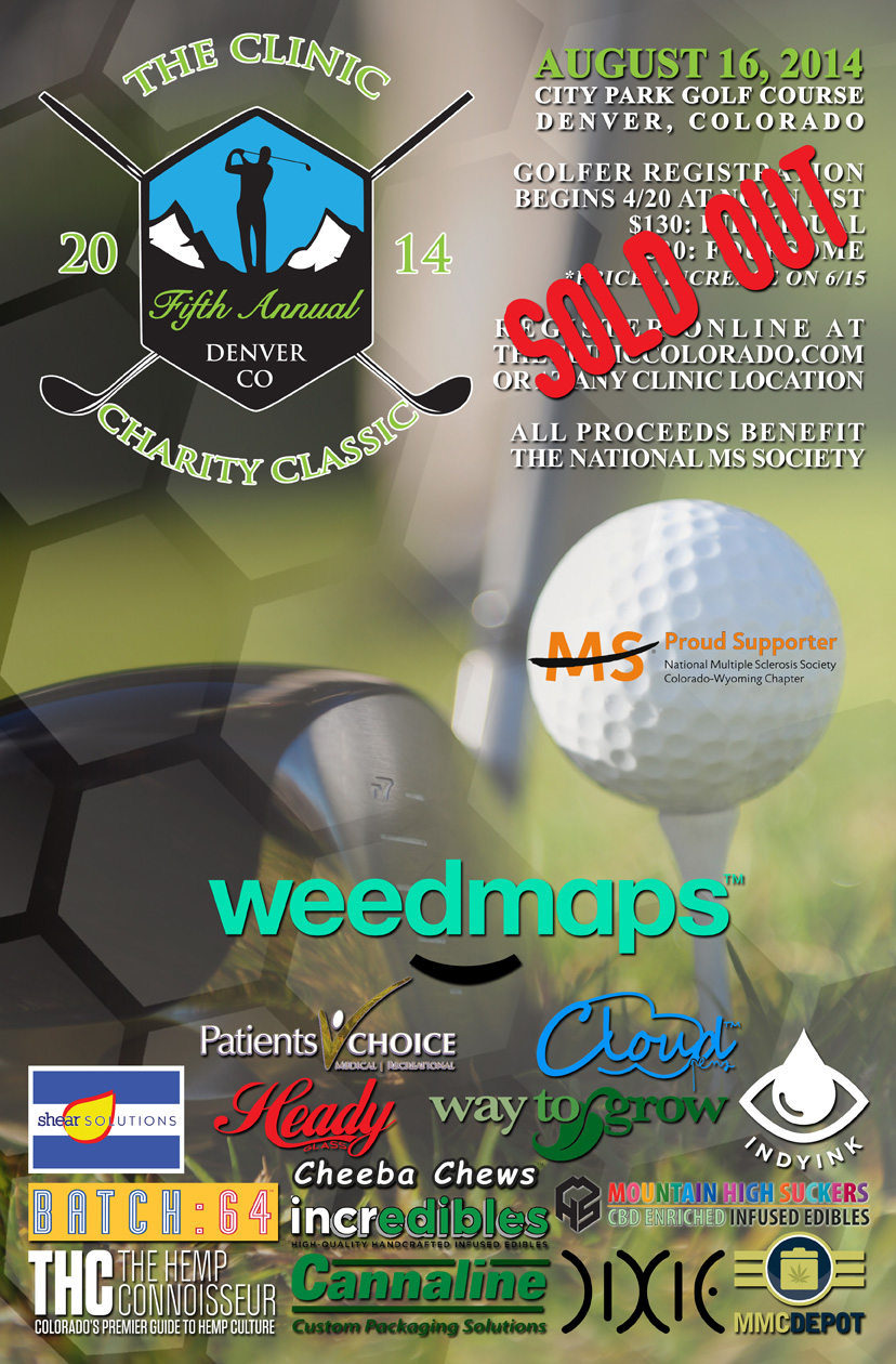 WeedMaps Sponsored Golf Tournament