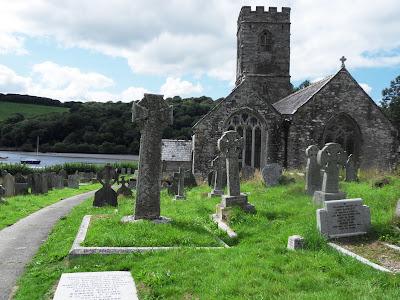 St Winnow Church, Lerryn, Cornwall