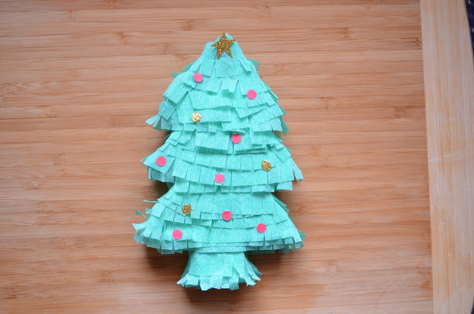 Christmas Tree Pinata Part - 22: What Would You Do With The Christmas Tree Piñata? Any Other Christmas  Themed Piñata Ideas? I Am Thinking Stars And Snowmen.
