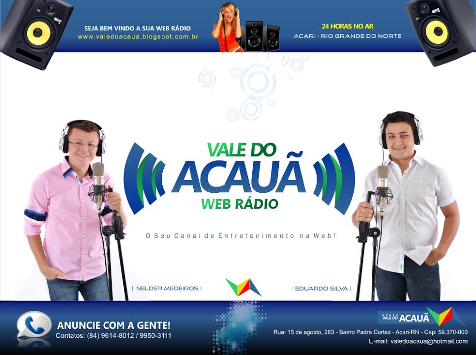 Vale do Acauã Web Rádio