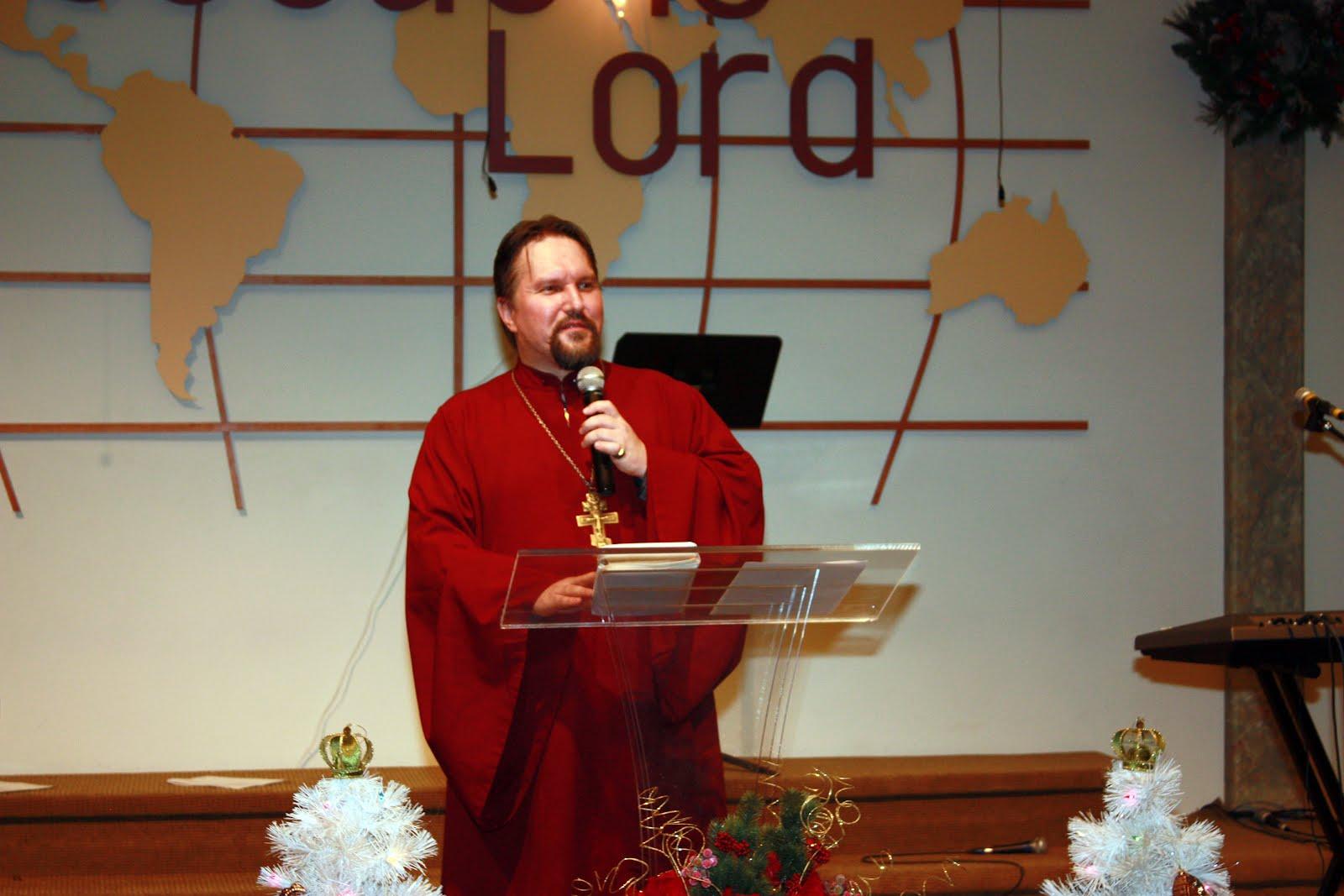 Украинская Реформаторская Православная Церковь