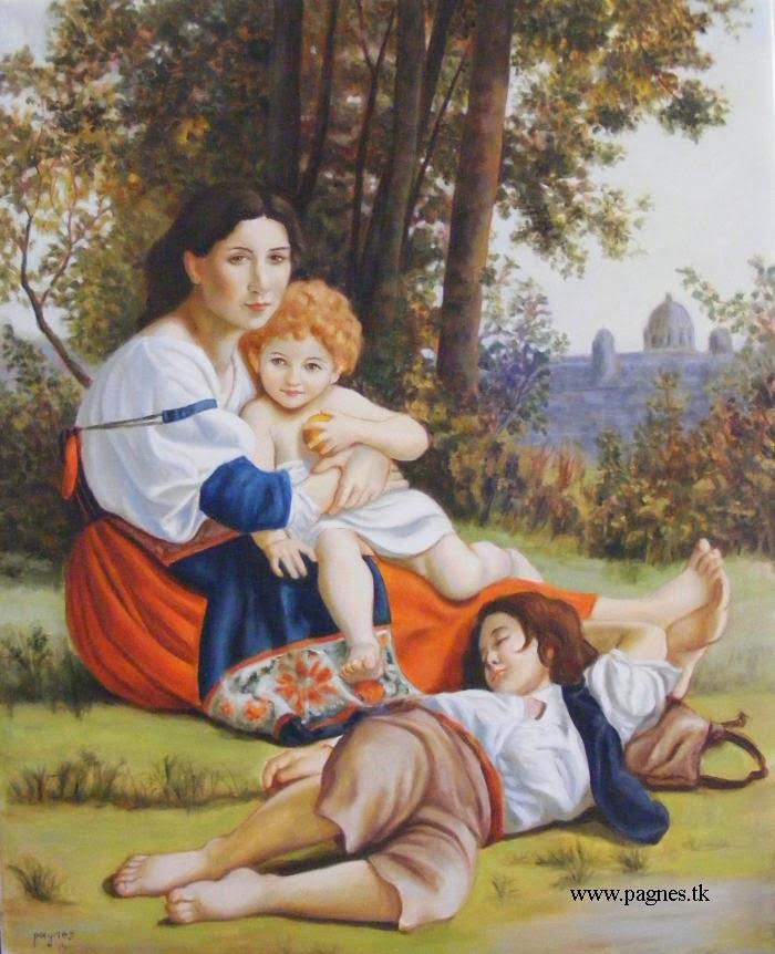 copia Bouguereau