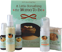 Earth Mama Angel Baby A Little Something gift set