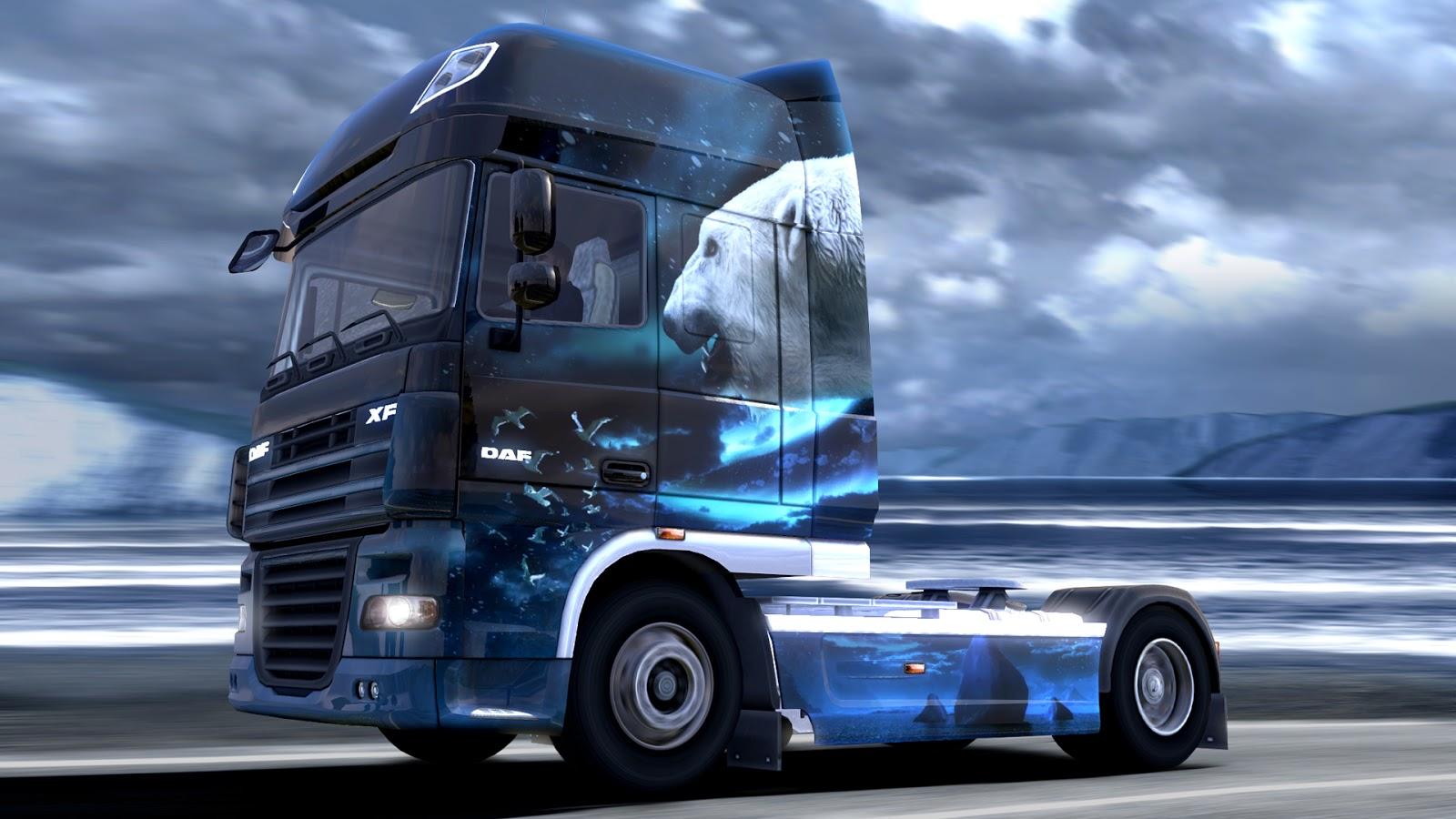 DLC Ice Cold disponível no Steam | Euro Truck Simulator 2