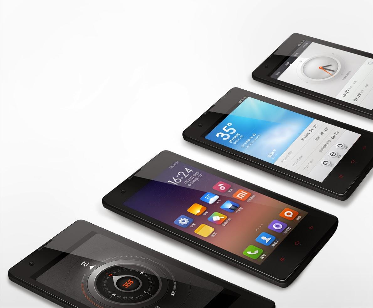 Xiaomi Redmi MIUI