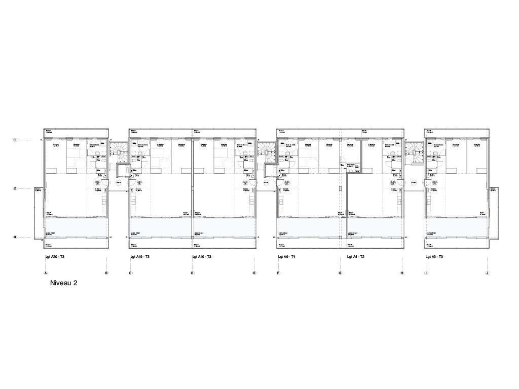 Lacaton vassal architectes a f a s i a for Z architecture william vassal
