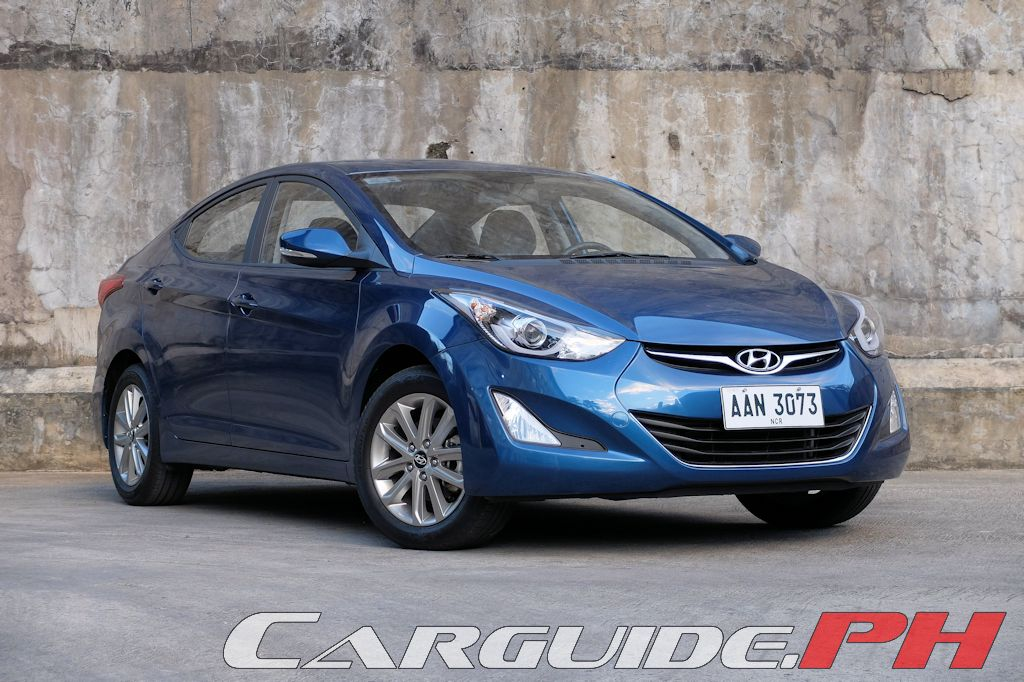 Review 2015 Hyundai Elantra 1 6 S A T Philippine Car