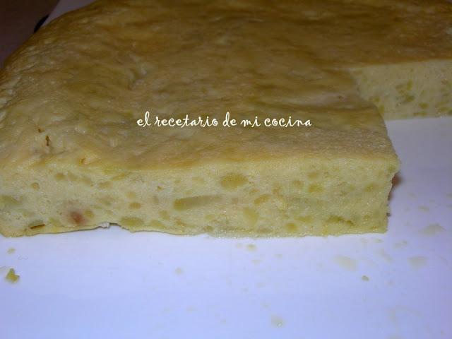 Tortilla de patata en tm31