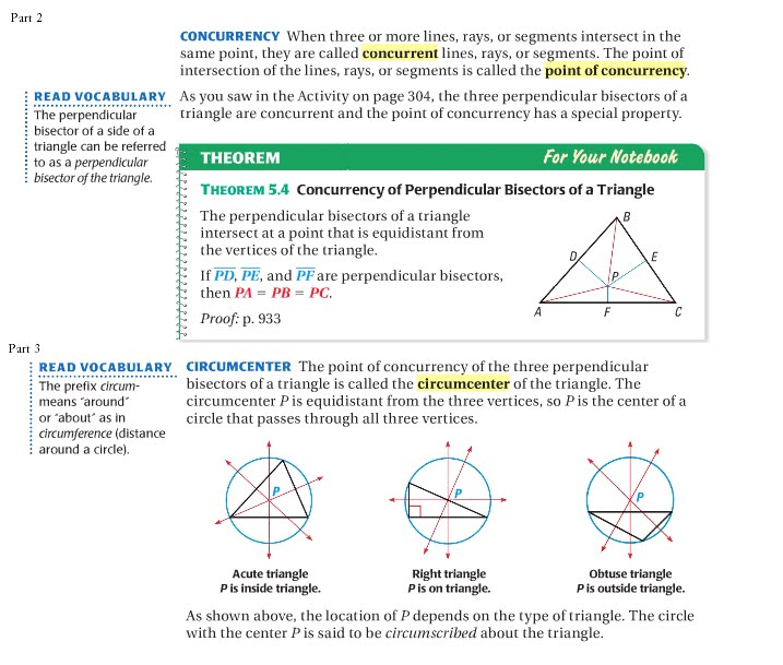 ... Perpendicular Bisector Worksheet on Triangle Angle Bisector Worksheet